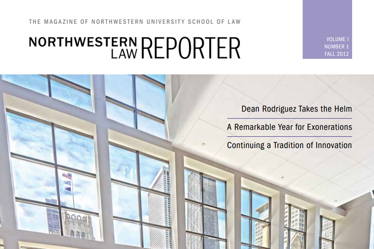 Northwestern Law Reporter