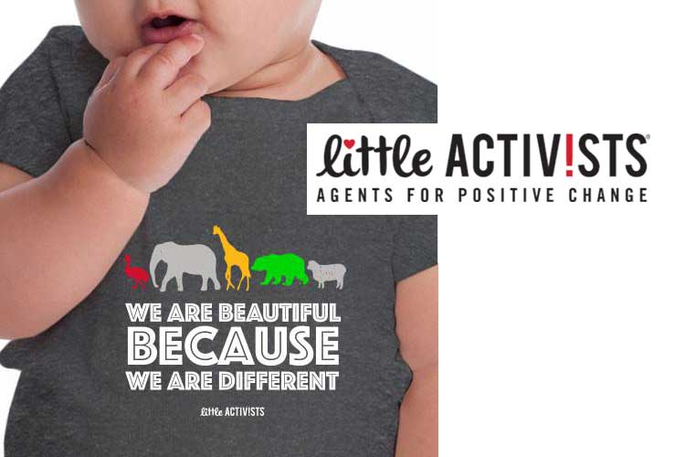 Little Activists Website Product Descriptions